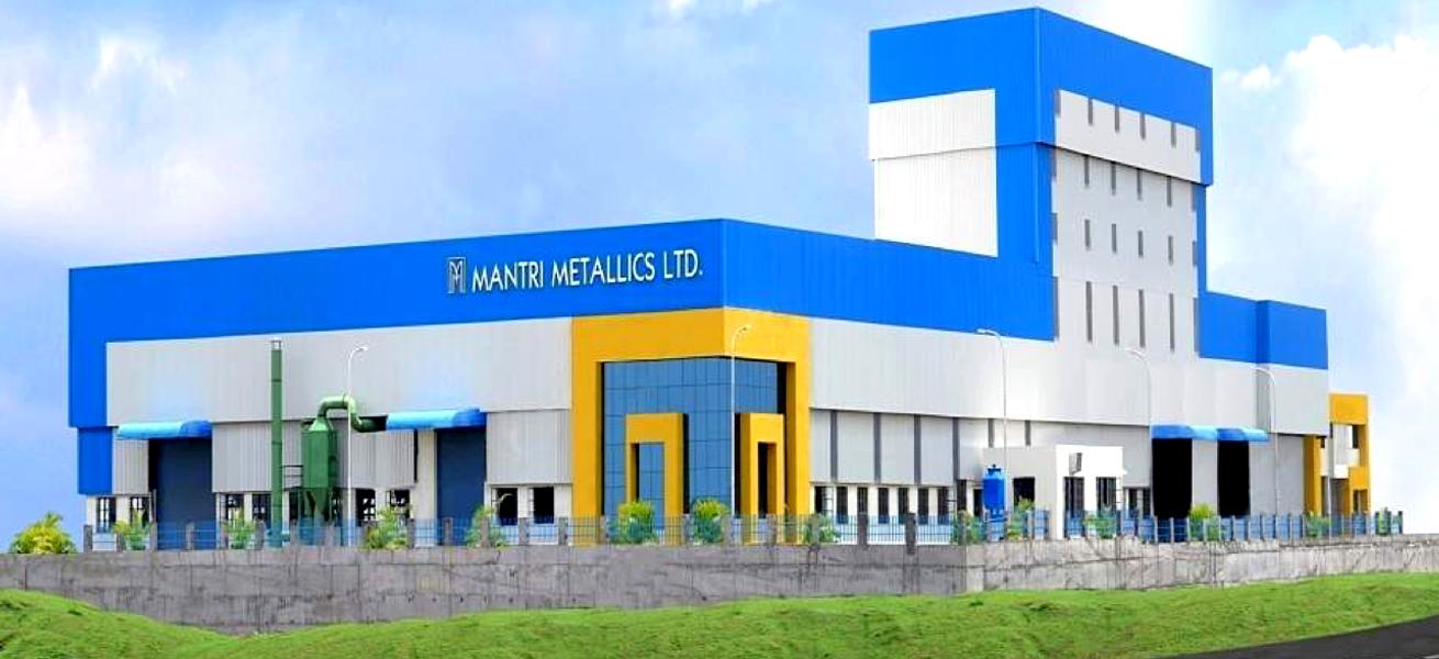 Mantri Metallics Pvt  Ltd  – Home